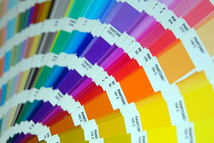 Значение цвета в типографии